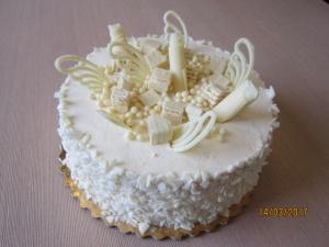 NOWOŚĆ Tort Princessa z Ananasem