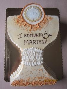 Tort Kielich